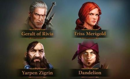 Geralt de Rivia desembarca en Android con The Witcher Adventure Game