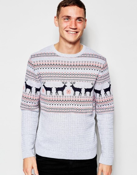 Jersey de renos