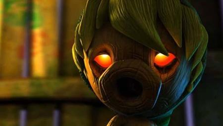 Se compara la versión original de Majora's Mask con la de 3DS