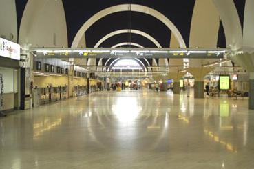 ¿Un reality en un aeropuerto?