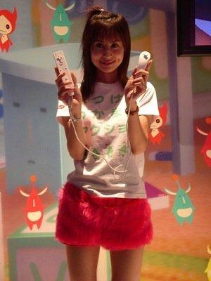 Las chicas del Tokyo Game Show 2006