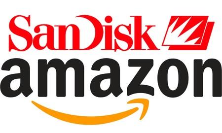 Tarjetas SD, CF, Micro SD, USBs… Amazon tiene rebajada toda una sopa de letras en almacenamiento SanDisk esta semana