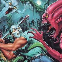 Splatterhouse, Galaga, Phelios, Weaponlord y The Tower of Druaga, entre los juegos de Namco Collection 2 para Evercade