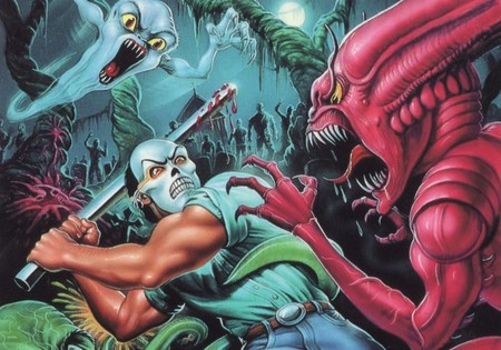 Splatterhouse, Galaga, Phelios, Weaponlord y The Tower of Druaga, entre los juegos de Namco Collection 2 para Evercade