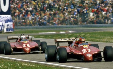 Gilles Villeneuve, Didier Pironi, Ferrari y la temporada 1982: la gran historia de traición y drama de la Fórmula 1