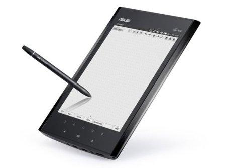 Asus Eee Note EA800, lector de libros y libreta digital en uno