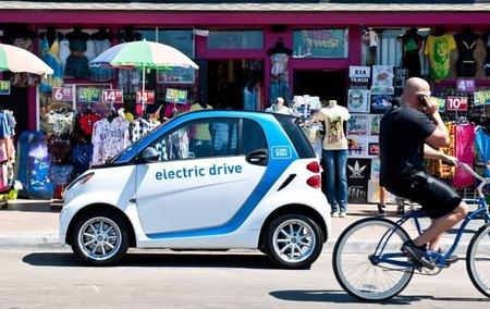 Car2go, primera flota eléctrica de coche compartido en EE.UU.