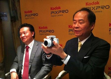 Kodak S1 será la próxima cámara Micro Cuatro Tercios