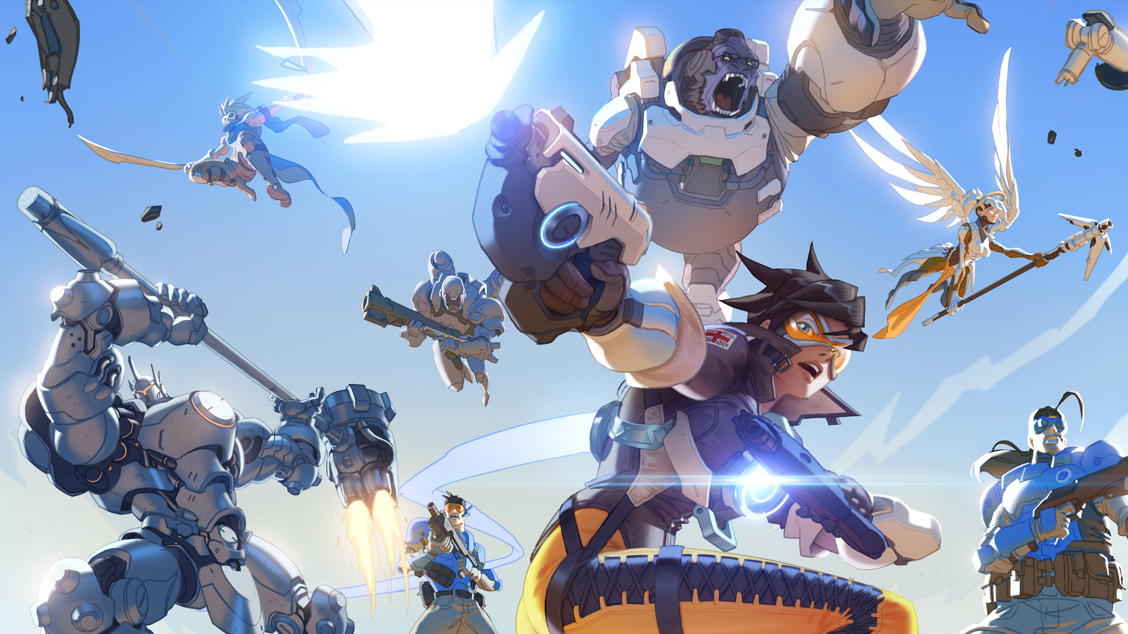 La edición física de Overwatch: Game of the Year Edition se pondrá a la venta el 28 de julio