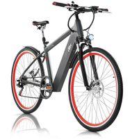 Bicicleta eléctrica de batería rebajada en eBay por sólo 469 euros y envío gratis