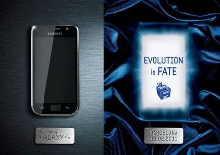 Samsung presentará el relevo del Galaxy S el 13 de febrero