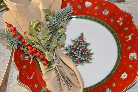 Servilleteros para Navidad