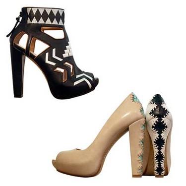 Nicole Richie amplía House of Harlow con una colección de zapatos