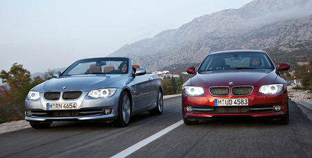 BMW Serie 3 Coupé y Cabrio