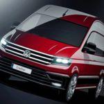 Próximo otoño, próximo Volkswagen Crafter