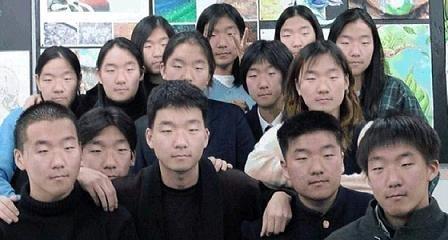 ¿Los chinos son realmente más parecidos entre sí que nosotros?