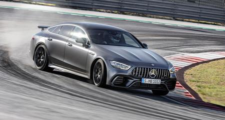 Mercedes-AMG GT 4 Puertas Coupé, precios