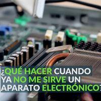 México tiene un grave problema con la basura electrónica y -casi- nadie está haciendo algo