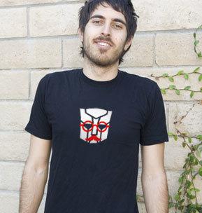 Camisetas Transformers en NerdyShirt