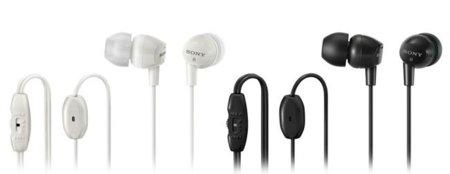 Sony actualiza su gama de auriculares básicos para ordenador