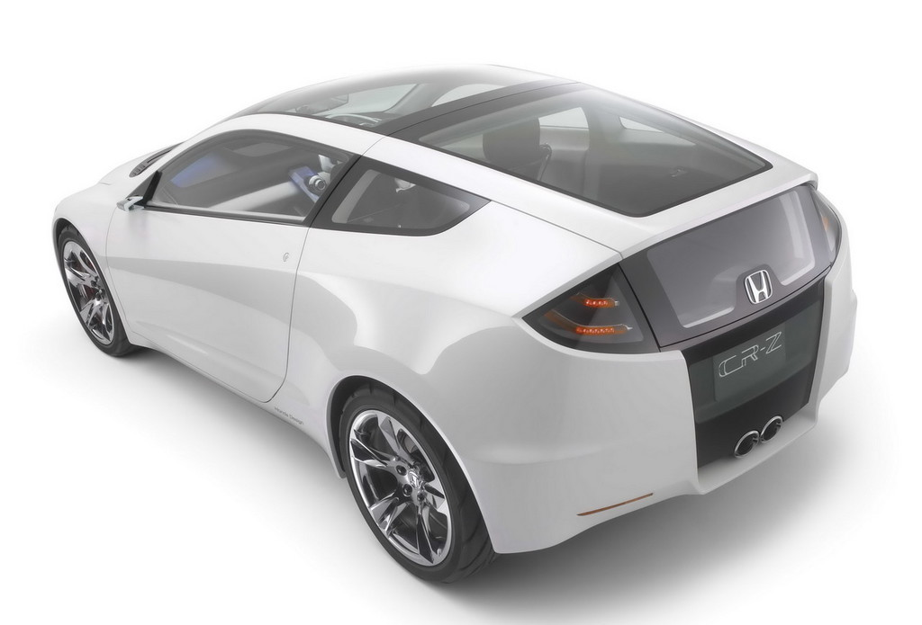 Foto de Honda CR-Z Concept (5/14)