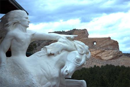 La escultura más grande del mundo