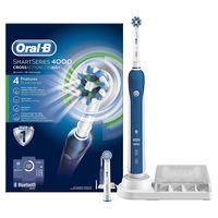 Cepillo eléctrico Oral-B SmartSeries 4000 CrossAction con Bluetooth por 82,96 euros