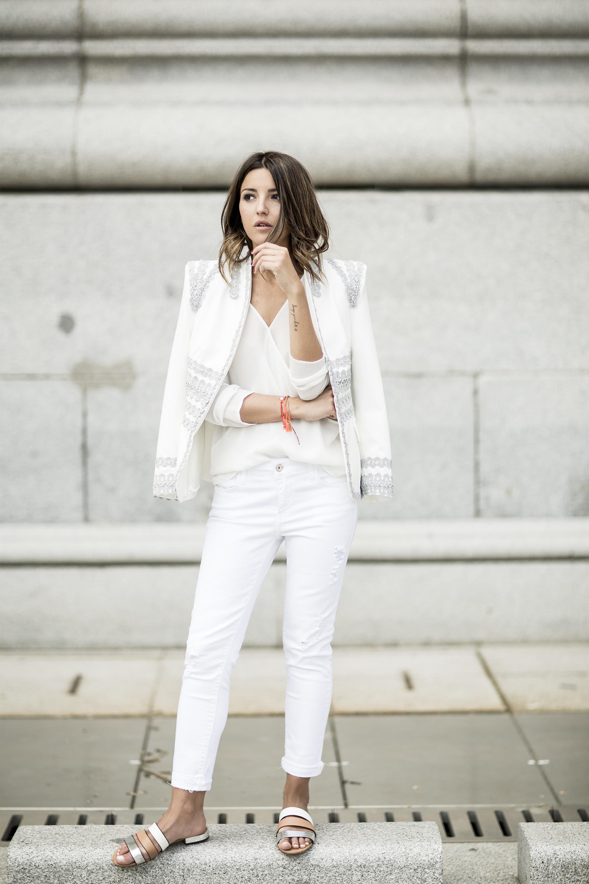 Foto de Looks con pantalones blancos (4/9)