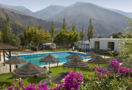 Piscina Del Camping Orgiva