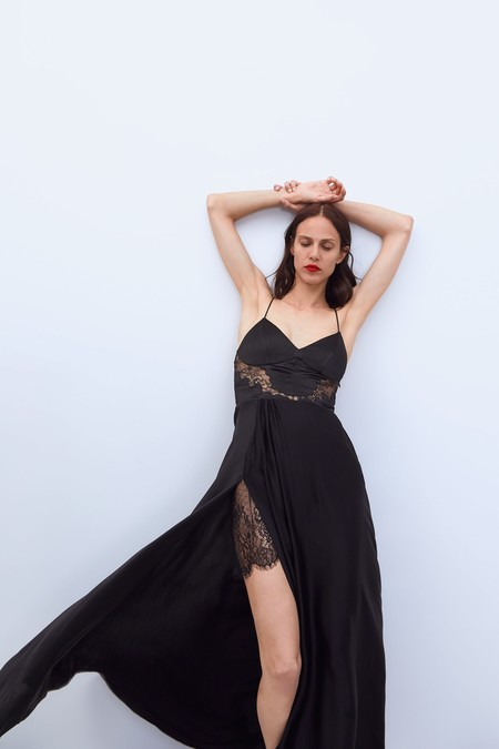 Zara Fiesta Negro 01