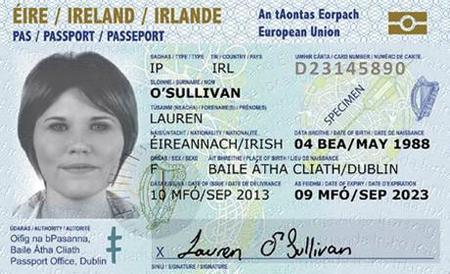 Passport Card Front 460x280px