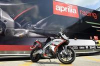 Nuevas Aprilia RS4 50 y 125 Réplica