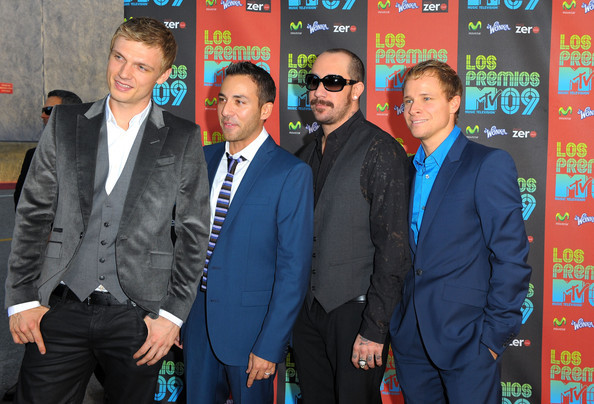 Foto de Famosos en los MTV Latinos 2009 (6/23)