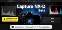 Nikon ha escuchado a los usuarios y ha introducido mejoras importantes en Capture NX-D