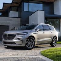 El Buick Enclave 2022 renueva imagen y gana refinamiento