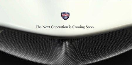 Teaser del nuevo SSC Ultimate Aero