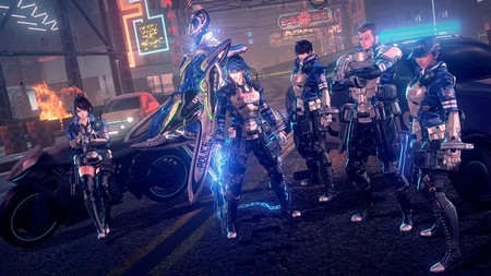 Astral Chain 1