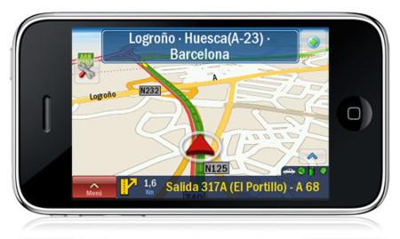 Navegación móvil CoPilot Live 8, análisis