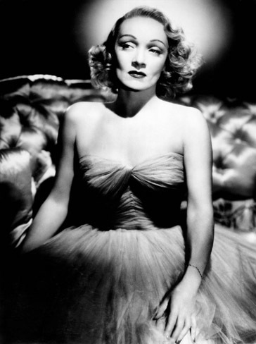 Marlène Dietrich de Dior