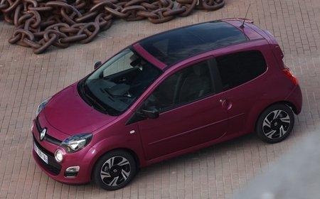 Renault Twingo 2012 Techo panorámico vidrio