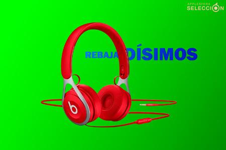 """Vuelve a los auriculares con cable y """"batería ilimitada"""" con los Beats EP, a su precio mínimo histórico de 46,82 euros en Amazon"""