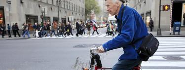 Bill Cunningham o el arte de saber fotografíar la moda en las calles de Nueva York