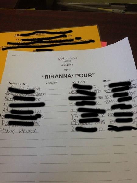 Sonia Monroy Tour Rihanna