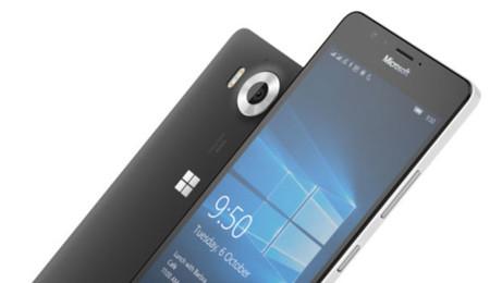 Éstos son los precios de los Lumia 950 y 950 XL en España