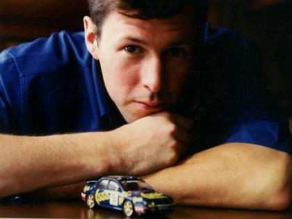 Colin McRae fallece en un accidente de helicóptero