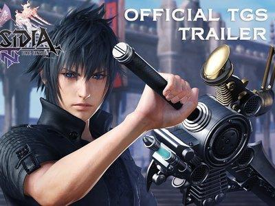Dissidia Final Fantasy NT confirma a Noctis con este glorioso tráiler cargado de gameplay [TGS 2017]