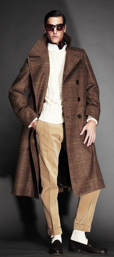 Foto de Tom Ford, colección masculina para el Otoño-Invierno 2011/2012 (32/44)