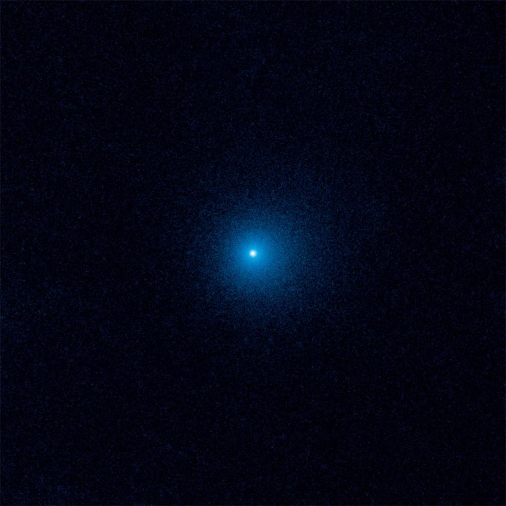 Éste es el cometa activo más lejano de nosotros jamás fotografiado