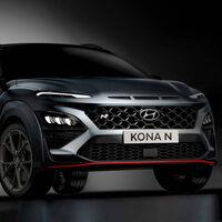 El Hyundai Kona N será el primer SUV deportivo de la marca y se deja ver semanas antes de su presentación