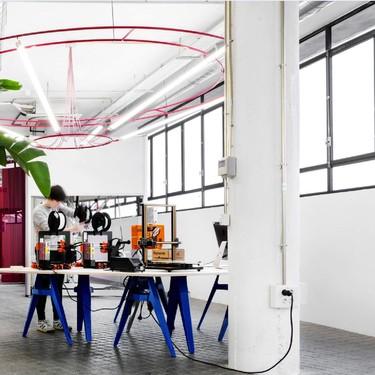 Espacios para trabajar: IED Innovation Lab, un innovador espacio modular
